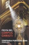 Processó del Corpus Christi 2013