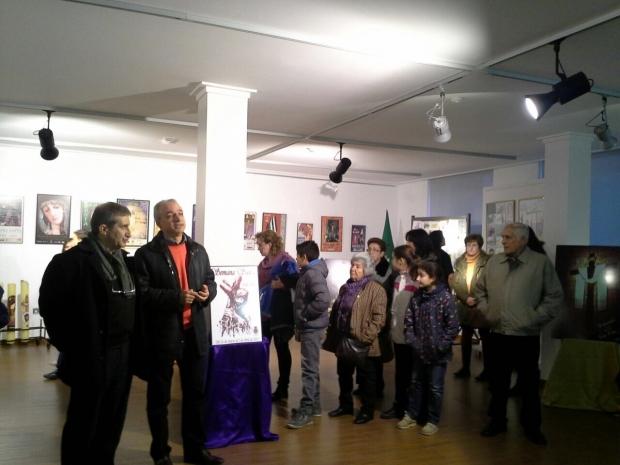 Exposición Semana Santa en la  Casa de la Cultura