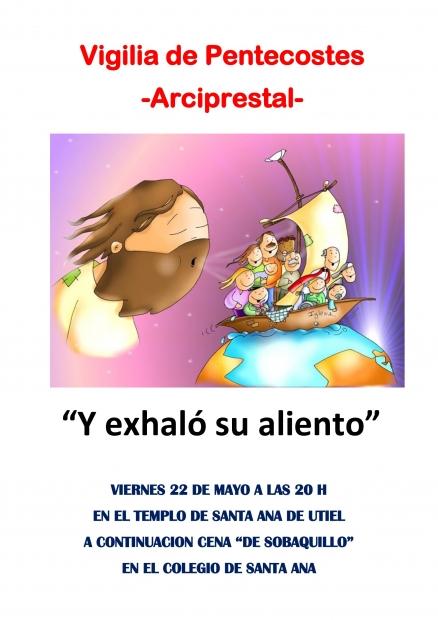 VIGILIA DE PENTECOSTE ARCIPRESTAL