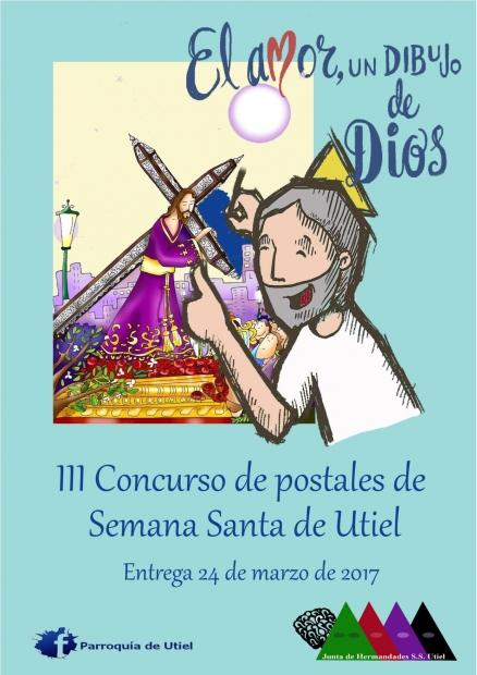 III CONCURSO DE POSTALES DE SEMANA SANTA DE UTIEL