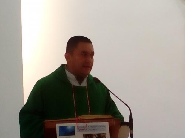 Bienvenido Padre Oscar