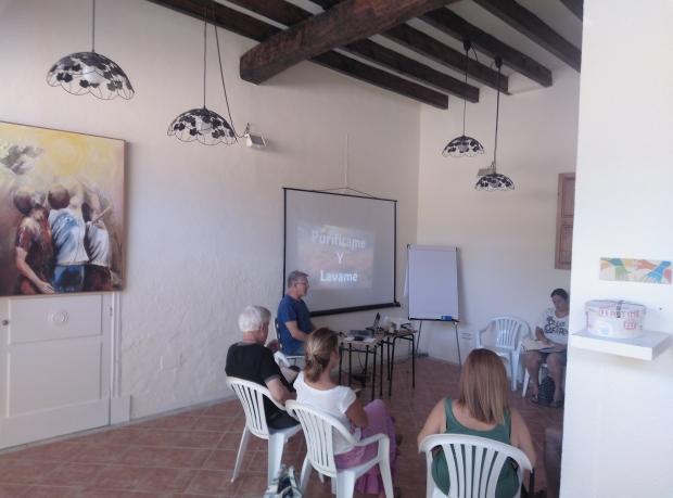 Reunión Equipo Pastoral