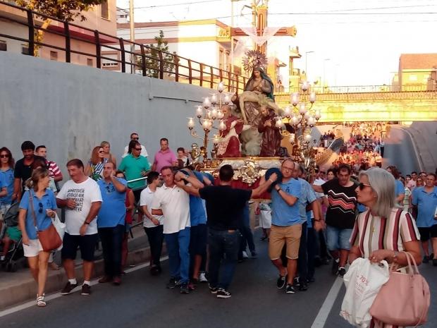 ABRAZO DE FIESTAS DE LAS PARROQUIAS DE PUÇOL