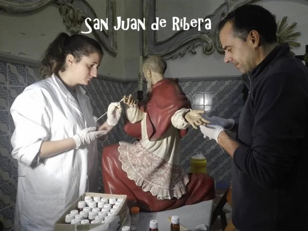 SAN JUAN DE RIBERA Y PUÇOL