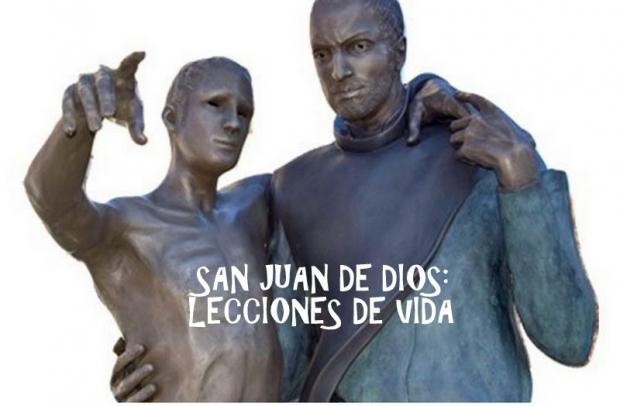 PREPARANDO LA FIESTA DE SAN JUAN DE DIOS
