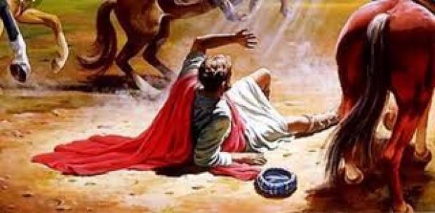 25 de enero: Fiesta de la Conversión de San Pablo