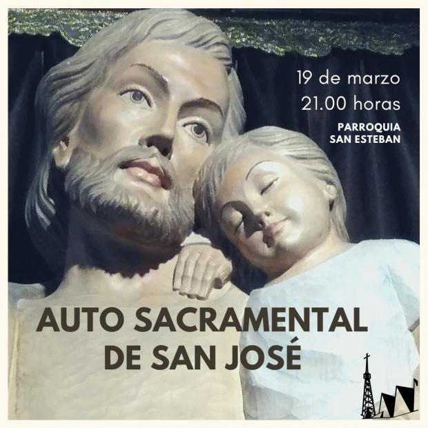 Auto sacramental de San José por You tube
