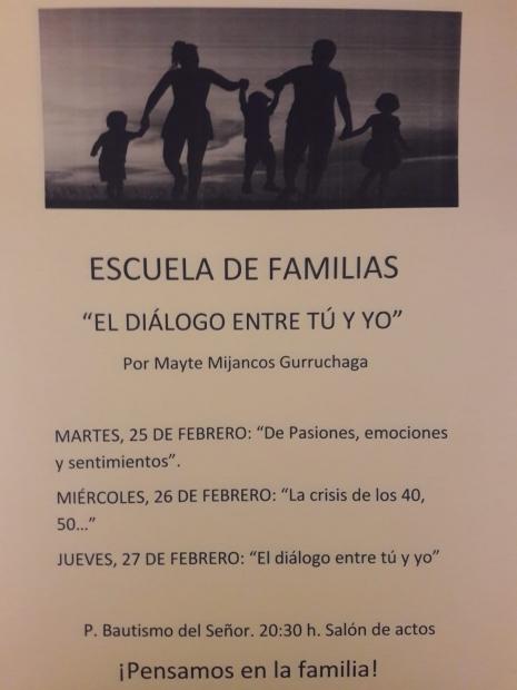Escuela de Familias: