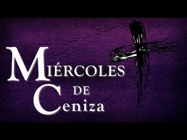 Miércoles de Ceniza....