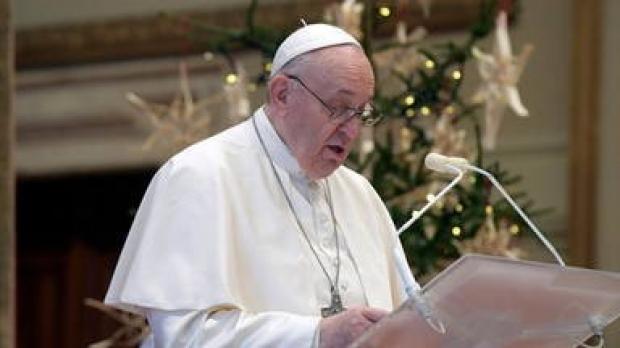 El mensaje de Cuaresma del Papa...