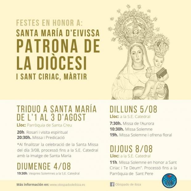 Festividad de Santa Maria de las Nieves
