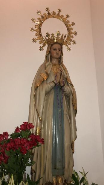 Festividad Virgen de Lourdes