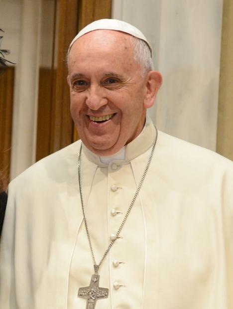 Intenciones del Papa de noviembre
