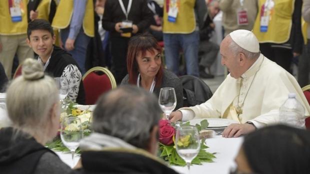 Jornada Mundial de los Pobres: las palabras de Francisco (contiene el enlace)