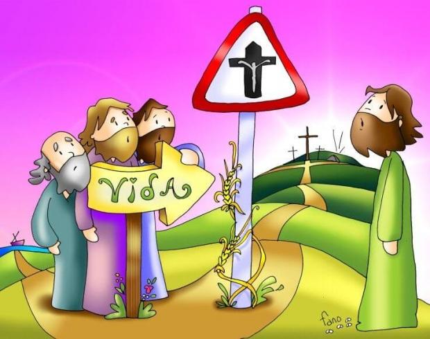 """V DE CUARESMA: """"Si el grano de trigo cae en tierra y muere, da mucho fruto"""""""