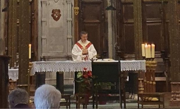 La Parròquia celebra l'Ascenció del Senyor