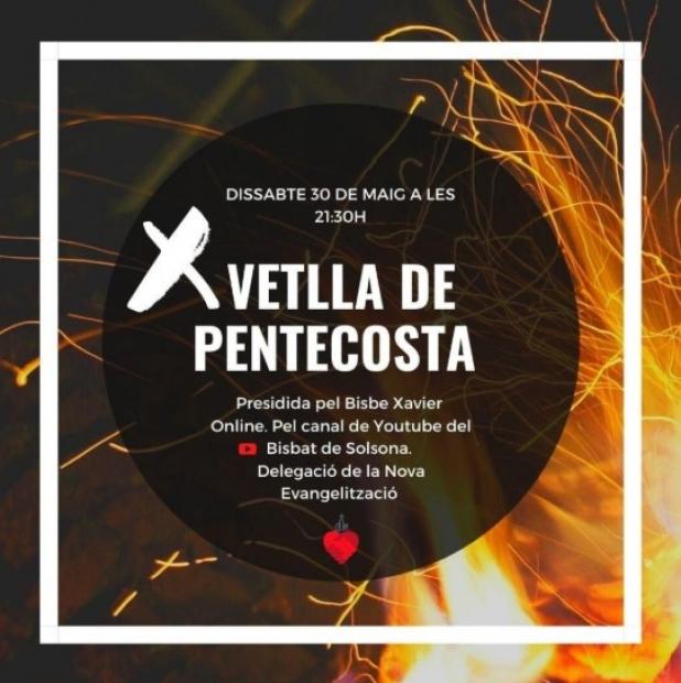 Vetlla de Pentecosta on line