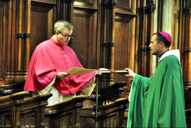 Mn. Lluís Ruiz, nou canonge de la Catedral de Solsona