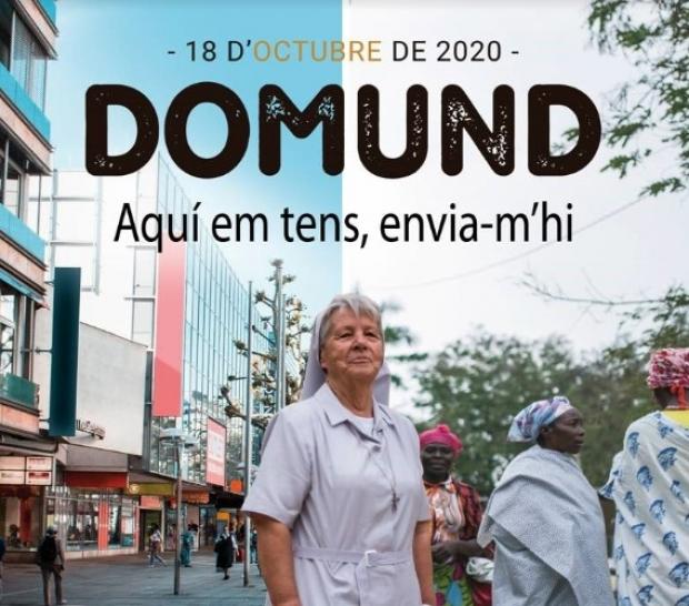 Pregària del DOMUND 2020