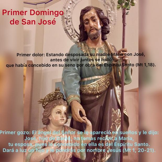 Primer Domingo de San José