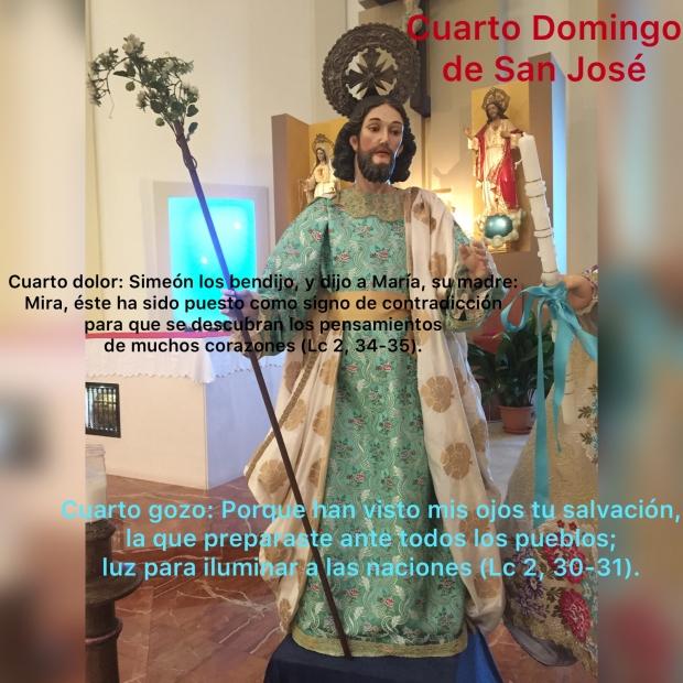 4º DOMINGO DE SAN JOSÉ