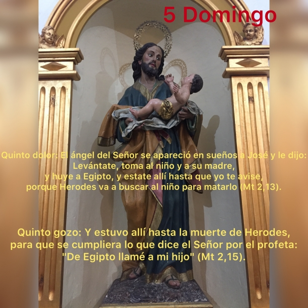 5 Domingo de San José