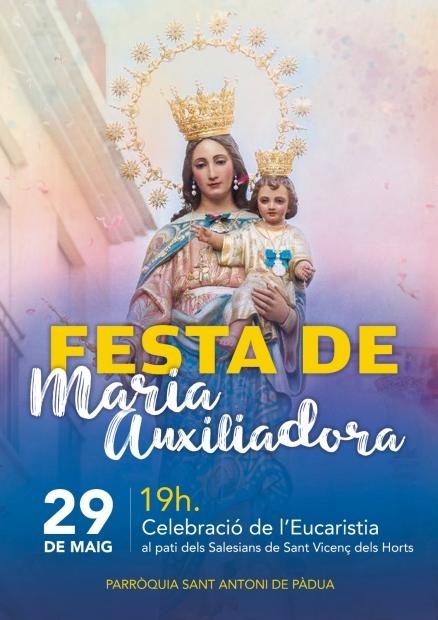 Festa de Maria Auxiliadora dels Cristians