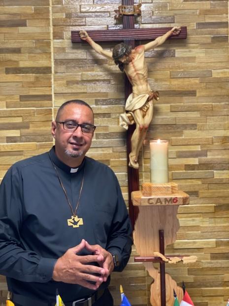 Mensaje de Navidad y Año Nuevo Rvdo P. José Orlando Camacho Torres, C.S.S.p