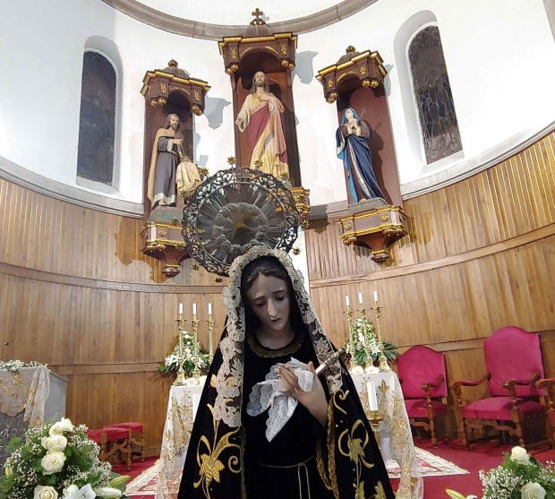 Homilía Misa Maior Festas Patronais de Lalín