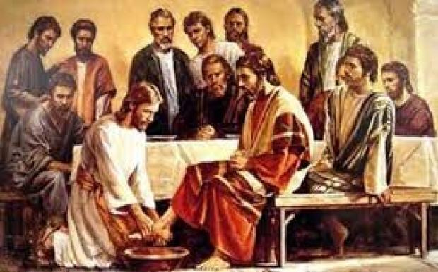 Homilía Jueves Santo