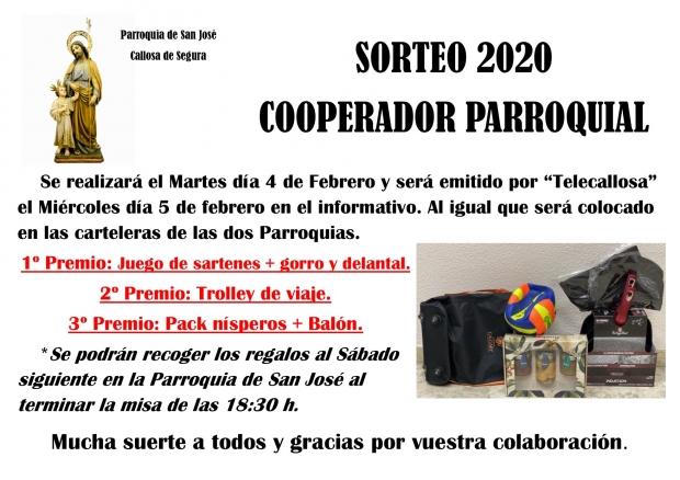 SORTEO 2020 SOCIOS COOPERADORES