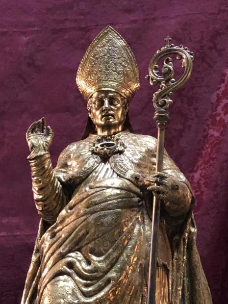 Triduo a San Martín Obispo Día Segundo
