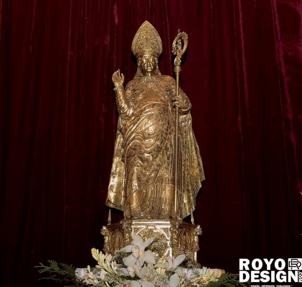 Triduo a San Martín Obispo Día Tercero