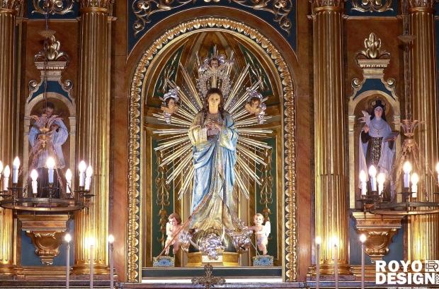 260 aniversario del Patronato de Nuestra Señora en la Inmaculada Concepción en todos los Reinos de España e Indias