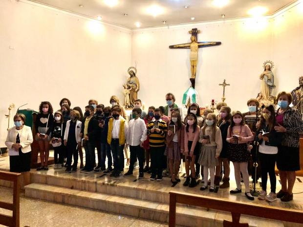 Misa en Familia  C.D. La Purísima