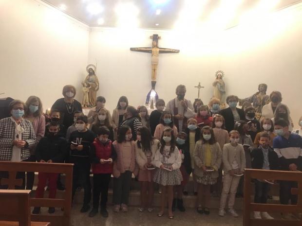 Misa en Familia C.E.I.P. Primo de Rivera