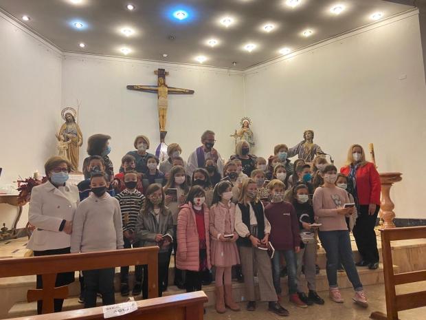 Misa en familia C.D. La Purísima y La Monsina