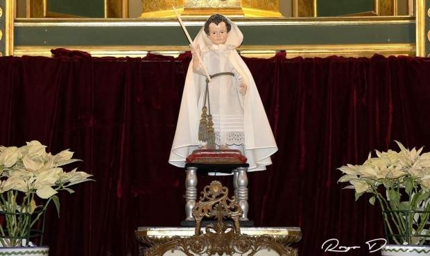 Festividad del Santísimo Nombre de Jesús