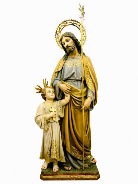 19 de Enero dedicado a San José