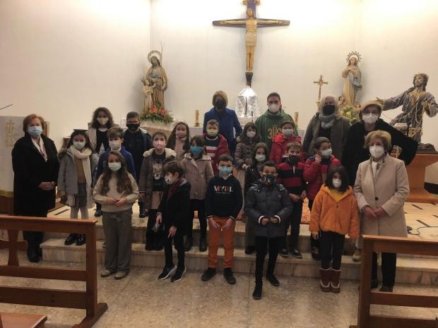 Misa en Familia  Colegio La Purísima
