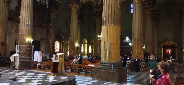Festividad de la Presentación del Señor en el templo (La Candelaria)