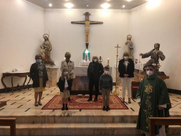 Misa en Familia C. D. Santo Domingo