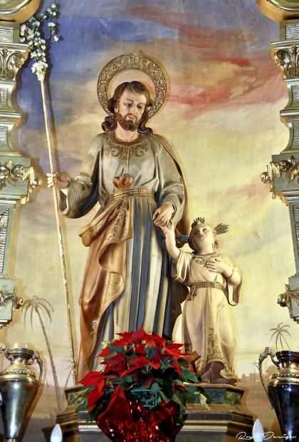 19 de Febrero dedicado a San José