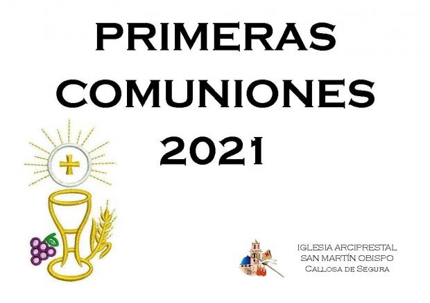 ¡¡¡¡IMPORTANTE!!!! REUNIÓN DE PADRES PRIMERA COMUNIÓN