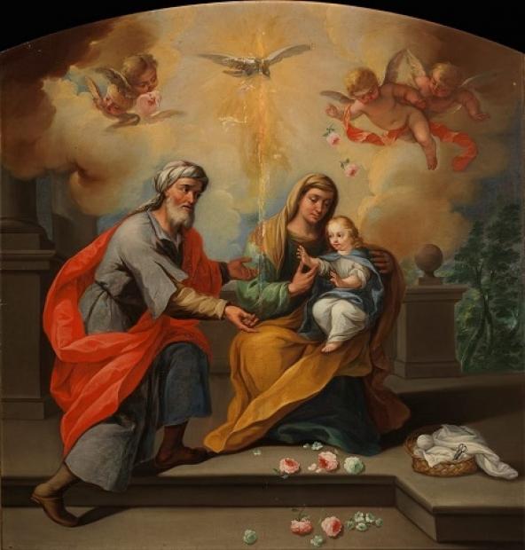Festividad de San Joaquín y Santa Ana