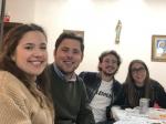 Comida de catequistas de confirmación 26/12/2018