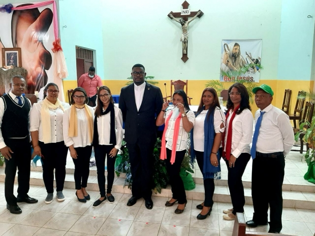 Celebran Fiesta de NS Virgen de la Altagracia en Juan de Herrera, Rep. Dominicana