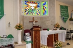 Santuario del Espíritu Santo - Interior