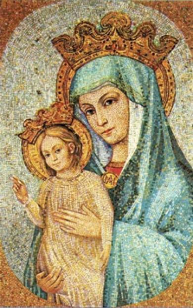 Lunes 24 de mayo, Santa María Madre de la Iglesia